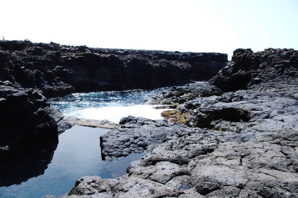 Kapverden: Olho Azul auf der Insel Sal