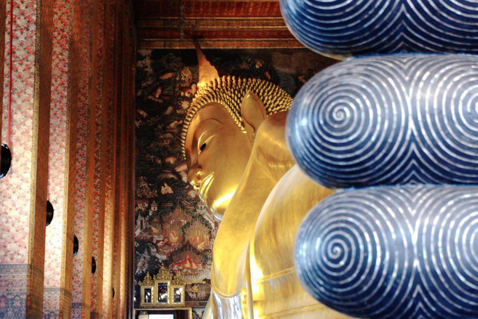 Liegender Buddha Bangkok