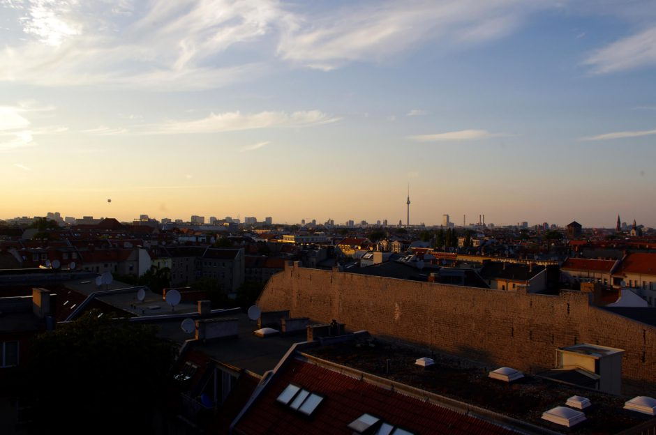 Klunkerkranich Berlin