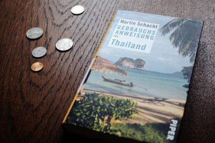 """Buchcover """"Gebrauchsanweisung für Thailand"""""""