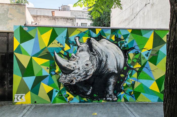 Street-Art in Buenos Aires | © Jana Zieseniss, www.sonne-wolken.de