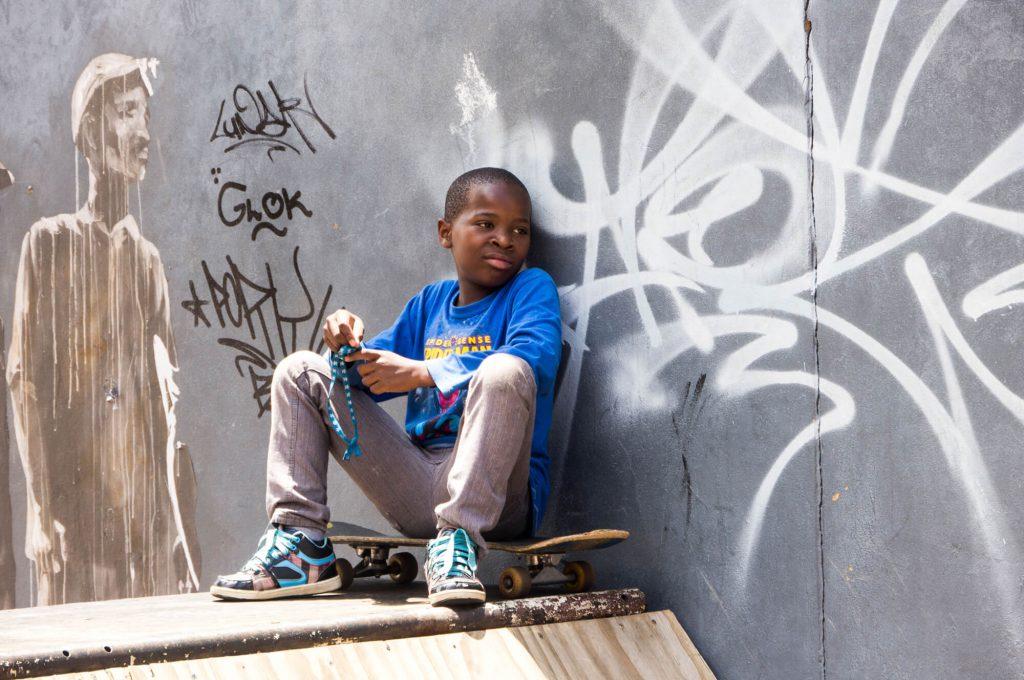 Street-Art in Johannesburg | © Johannes Klaus, www.reisedepeschen.de