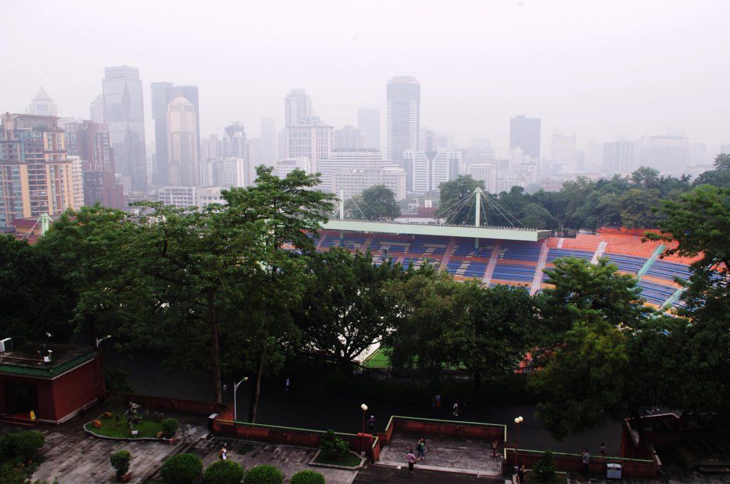 Reisen in China - Stadt Guangzhou