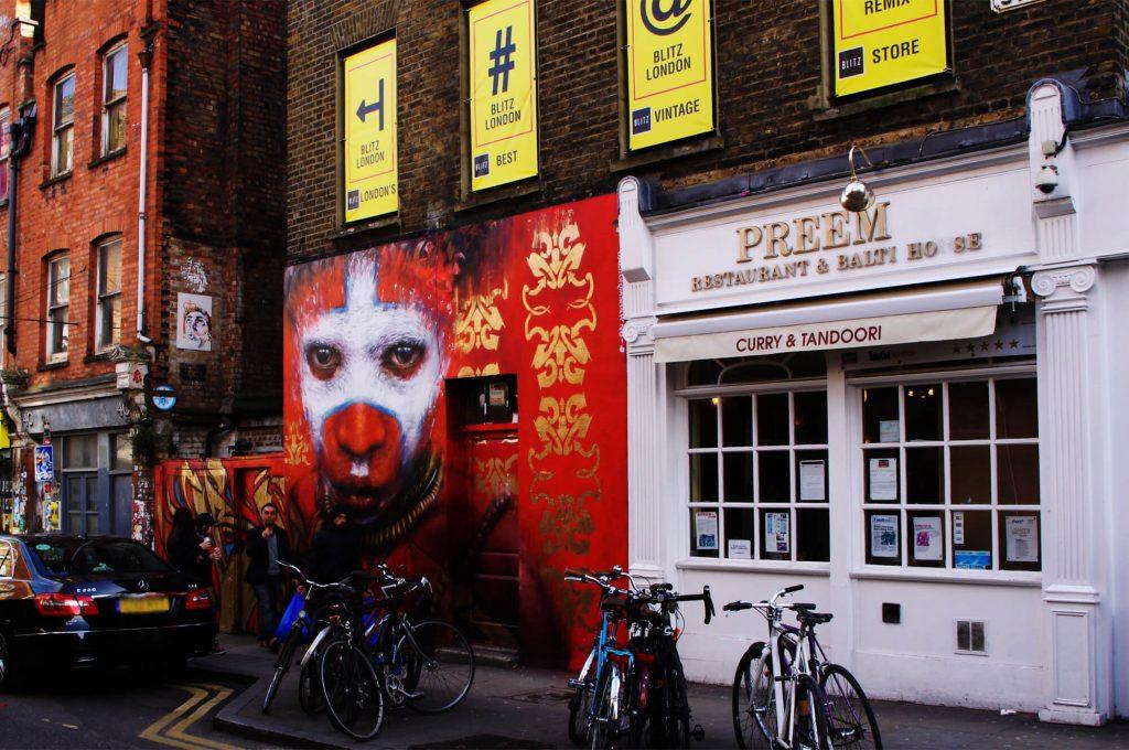 East End London - Street Art Tour