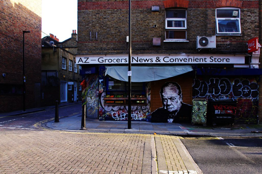 East End London - Street Art Tour