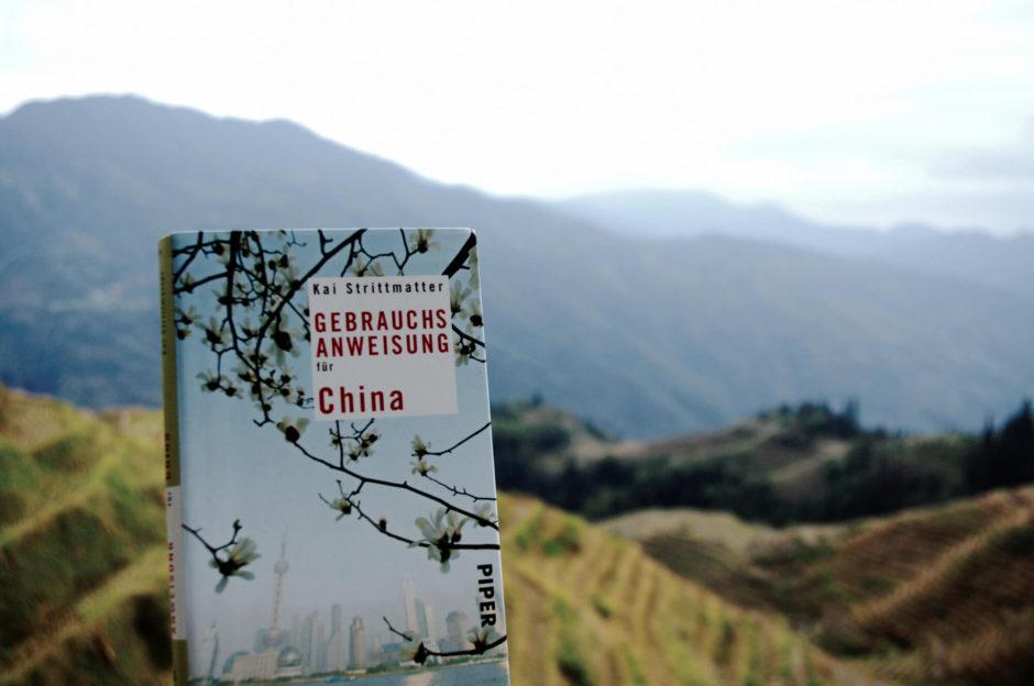 Buchcover Gebrauchsanweisung für China