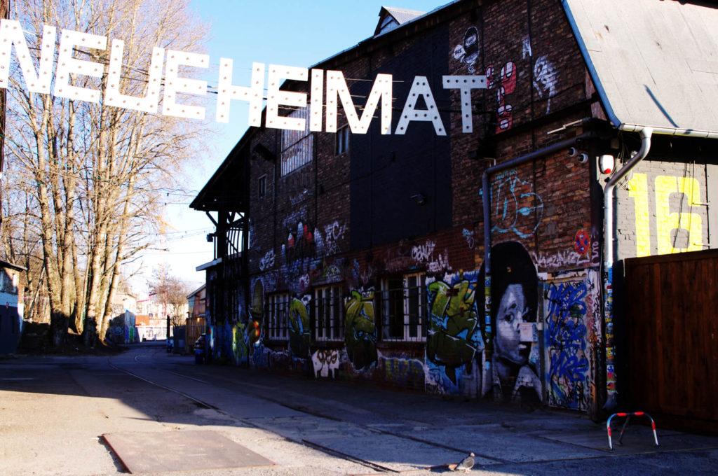 Street Art in Berlin - RAW Gelände Friedrichshain