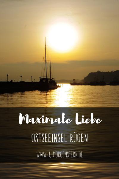 Maximale Liebe - Ostseeinsel Rügen