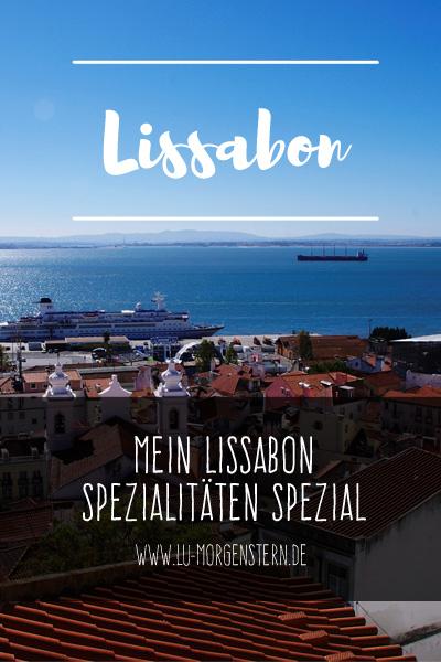 Mein Lissabon Spezialitäten Spezial