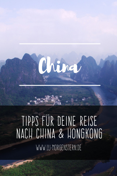 Tipps für deine Reise nach China und Hongkong