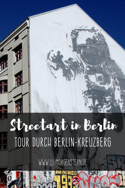 Street Art Tour durch Berlin-Kreuzberg