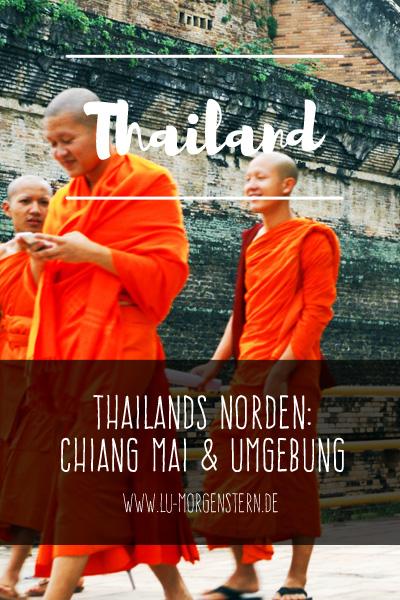 Thailands Norden: Chiang Mai und Ausflüge in die Umgebung