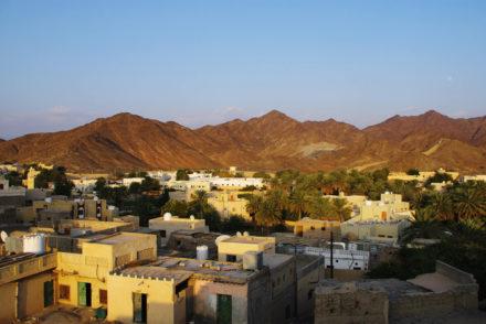 Reise in den Oman - Bahla