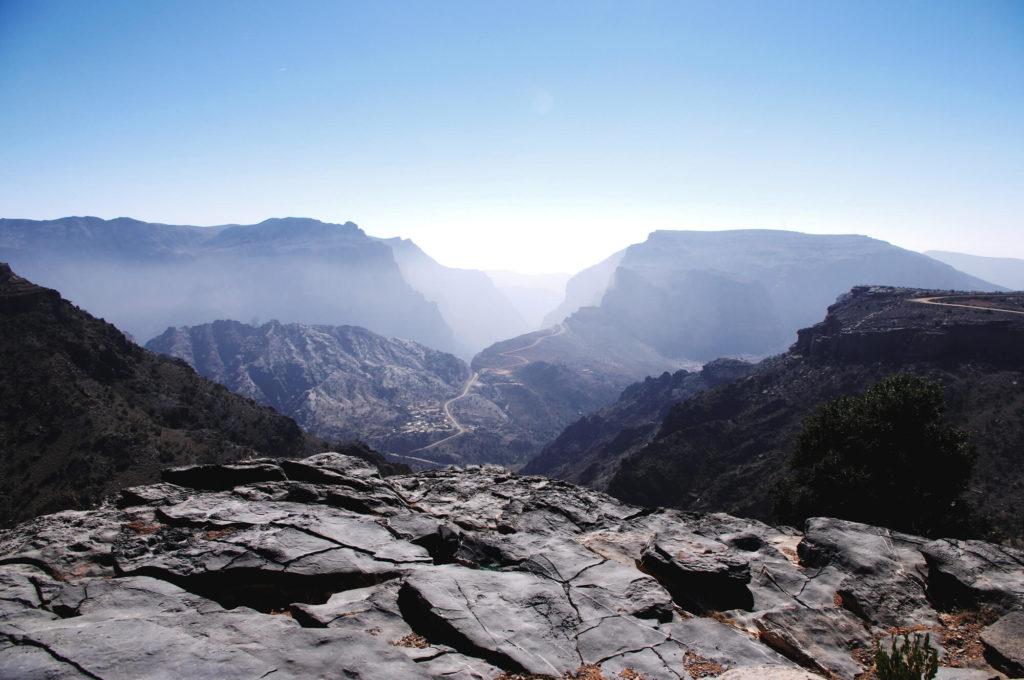 Reise in den Oman - Ausflug zum Jebel Akhdar