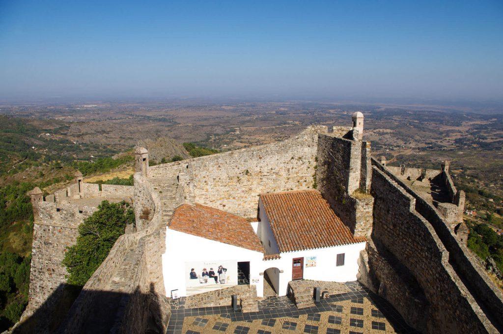 Roadtrip durch Spanien - Ausflug nach Marvao in Portugal