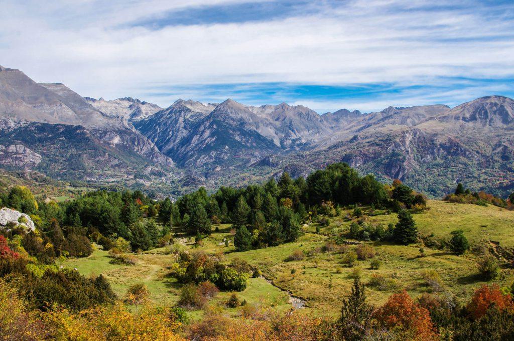 Roadtrip durch Spanien - wandern in Aragon