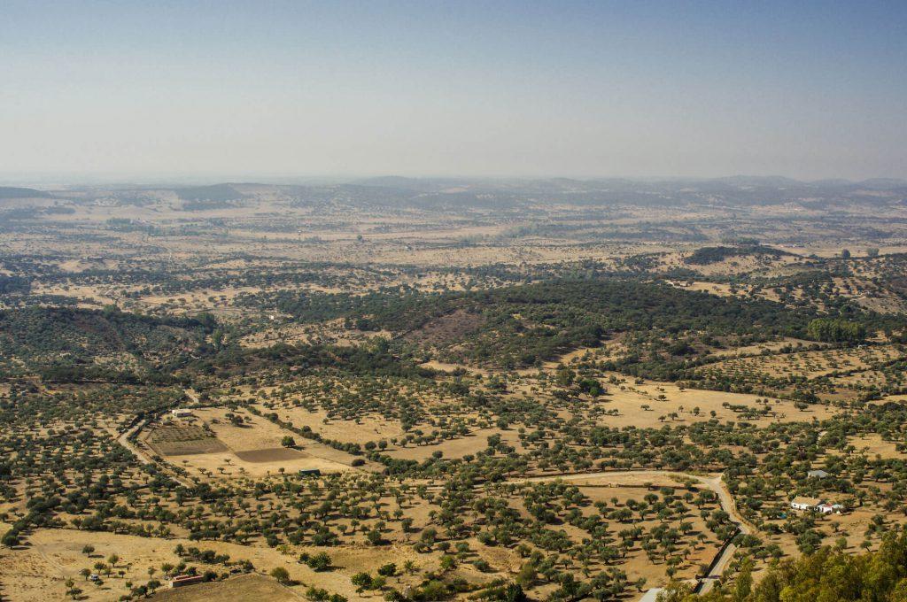 Roadtrip durch Spanien - die Weite der Extremadura