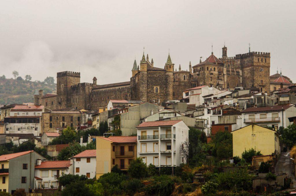 Roadtrip durch Spanien - Kloster in Guadalupe