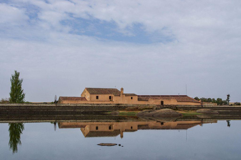 Roadtrip durch Spanien - Museo Vostell in Malpartida de Cáceres