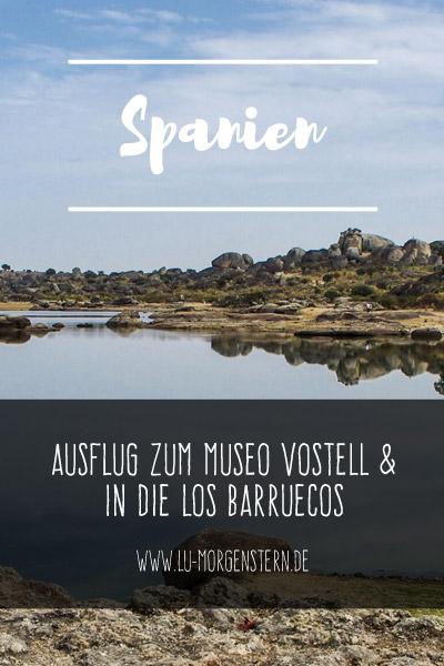 Museo Vostell und die Los Barruecos in der Extremadura, Spanien