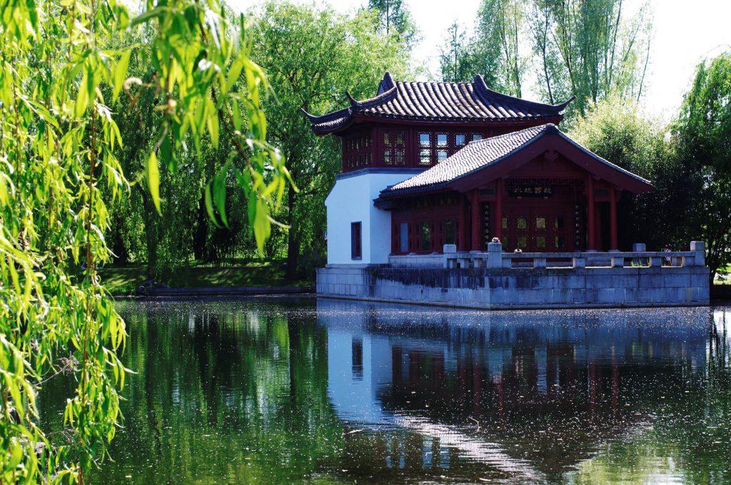 Gärten der Welt Berlin - Chinesischer Garten