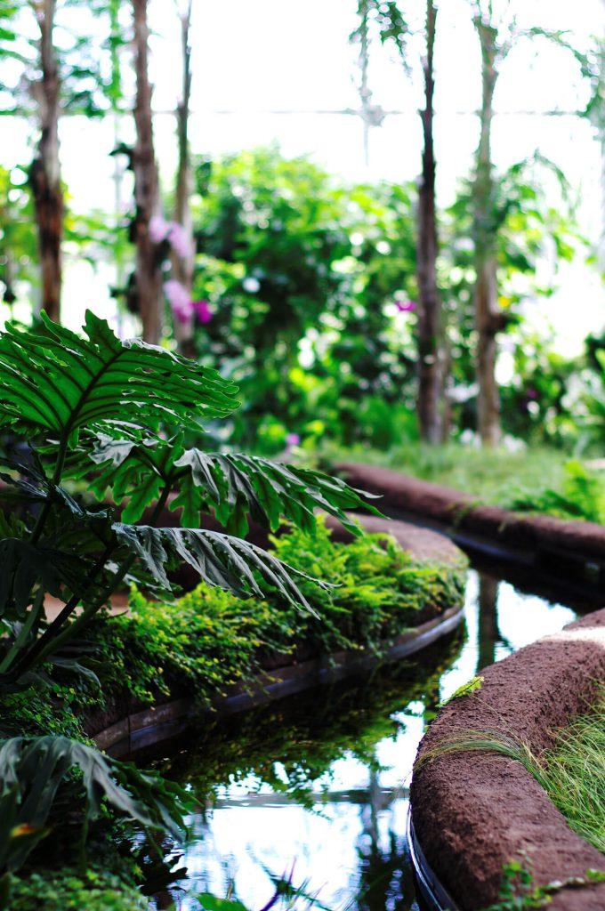 Gärten der Welt Berlin - Balinesischer Garten