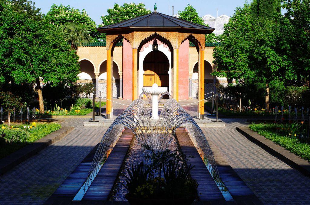 Gärten der Welt Berlin - Orientalischer Garten