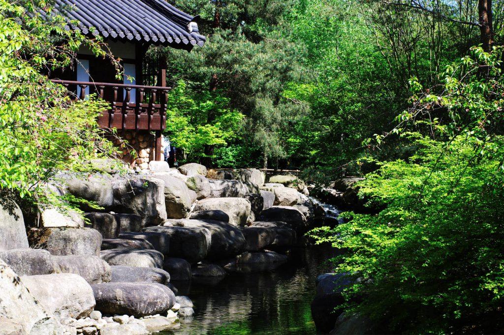 Gärten der Welt Berlin - Koreanischer Garten