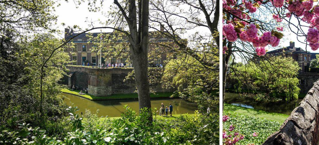 Eltham Palace London - Blick auf das Anwesen