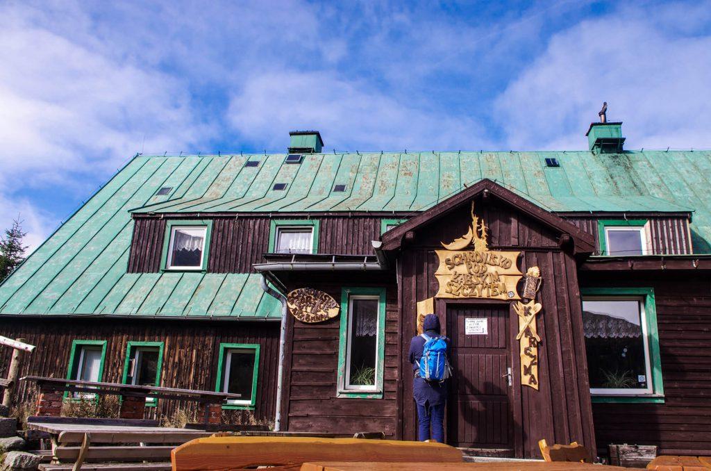 Wandern im Riesengebirge: Alte Schlesische Baude