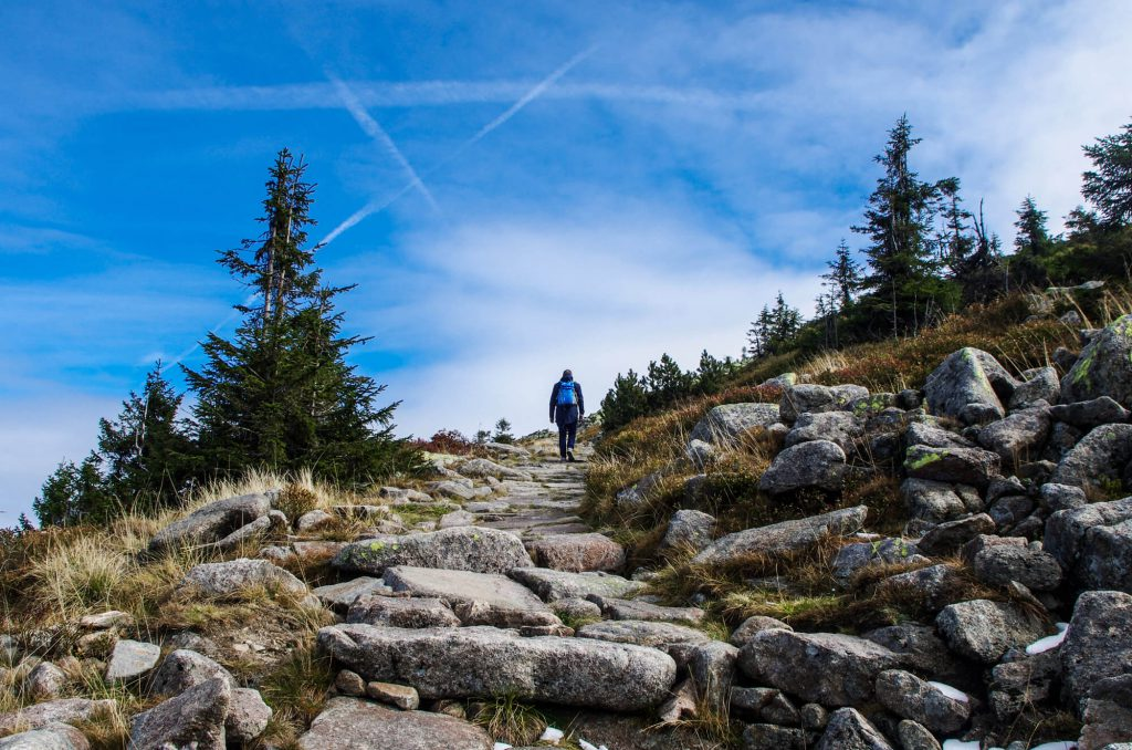 Wandern im Riesengebirge