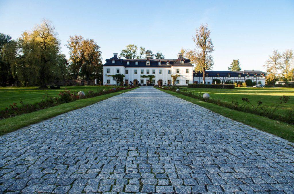 Schlosshotel Wernersdorf in Piechowice
