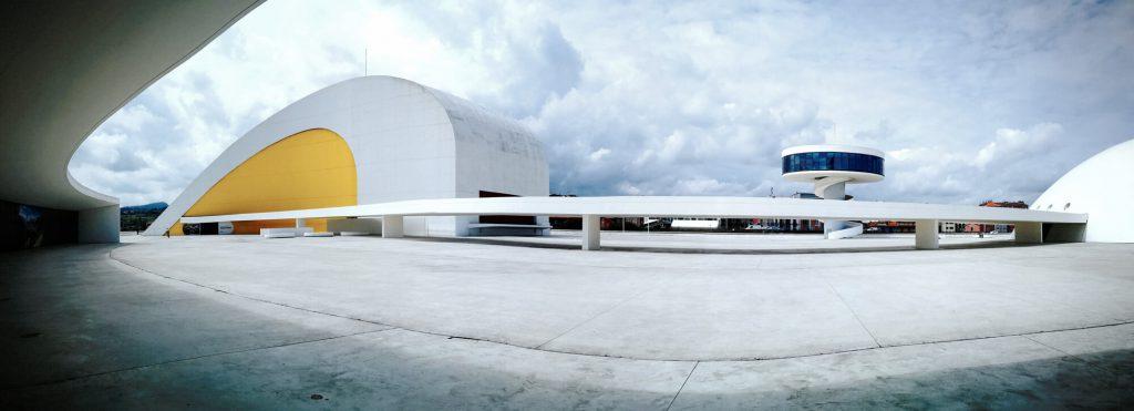 Kulturzentrum Centro Cultural in Avilés