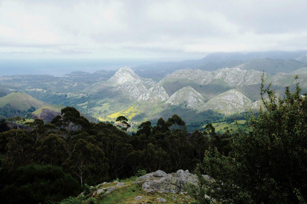 Tipps für Urlaub in Asturien - Aussichtspunkt Mirador del Fito