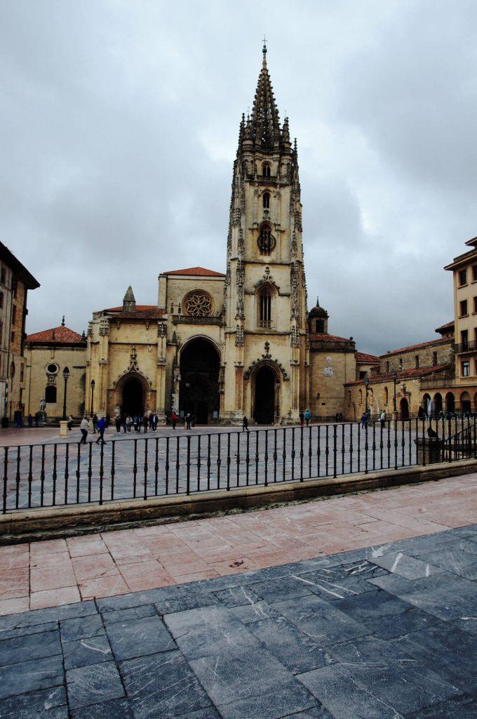 Kathedrale von Oviedo - Hauptstadt Asturiens
