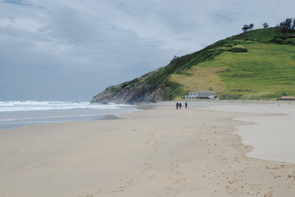 Tipps für Urlaub in Asturien: Playa de Vega
