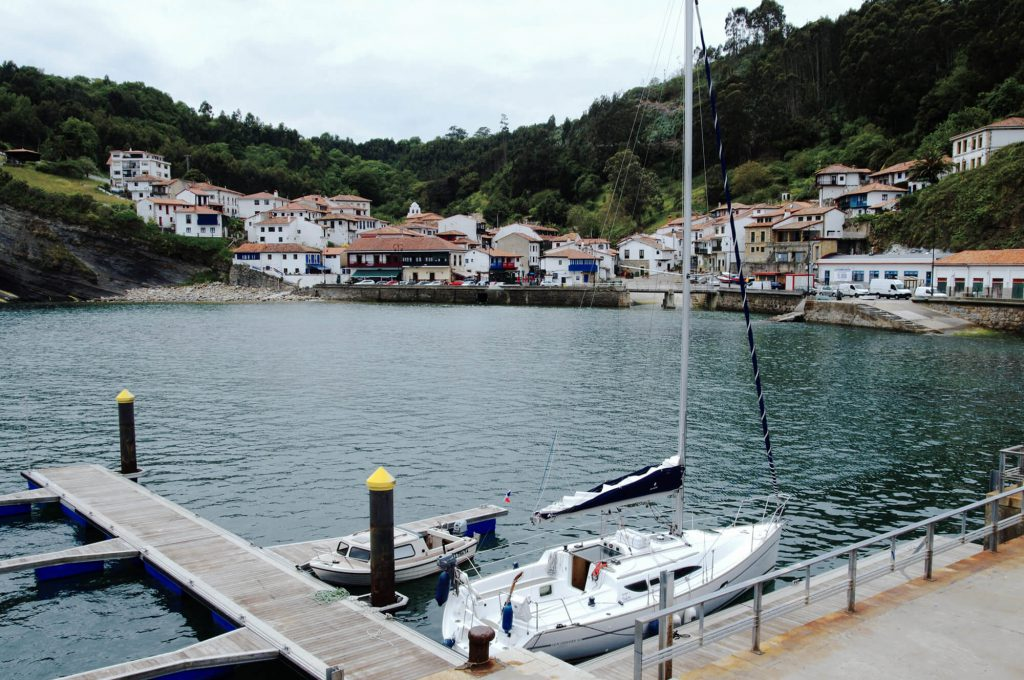 Tipps für Urlaub in Asturien: Fischerdorf Tazones