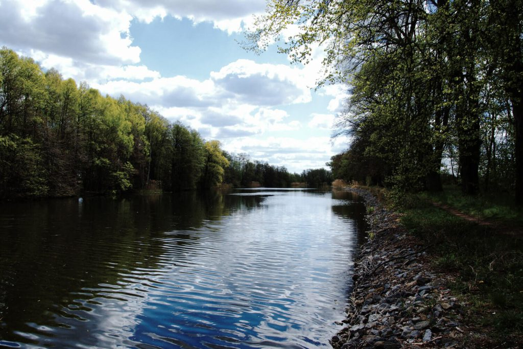 Wanderung entlang der Havel bei Zehdenick