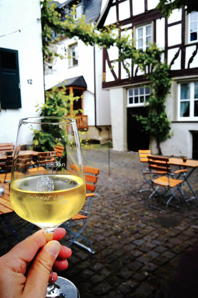 Weingut Lay in Pünderich