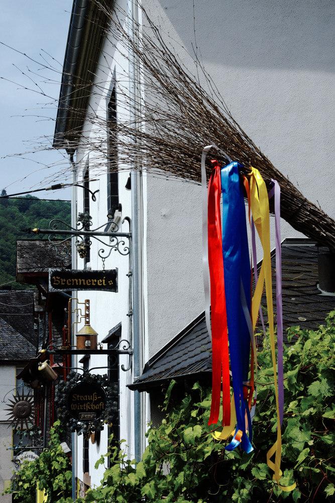 Straußwirtschaft in Enkirch